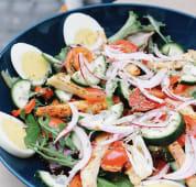 Salada Mediterranean