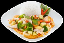 Kurczak Goreng Kiaw Whan Gai