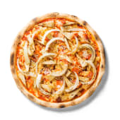 Pizza artichoke