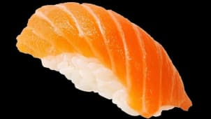 Суші з лососем (40г)