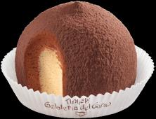 Tartufo Chocolate e Crema