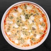Quattro formaggi Ø 45cm + 1 GRATIS