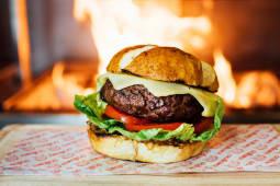 Burguesa suprem (hamburguesa de buey)