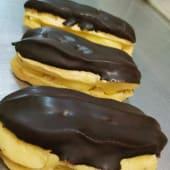 Petisus chocolate y crema (2 uds.)
