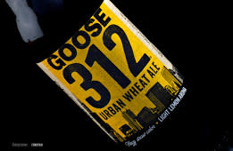 "Goose Island, ""312"" Urban Wheat Ale, 4,2% (355мл)"