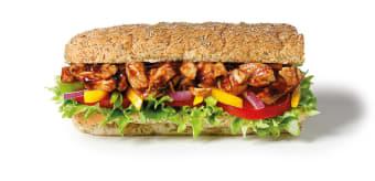 Sandwicz 15cm Kurczak BBQ