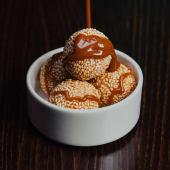 Sezamowe kulki z toffi 100g
