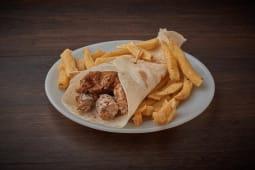 Shawarma de pollo (500 g.)