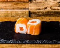 Salmon Roll Saumon Cheese