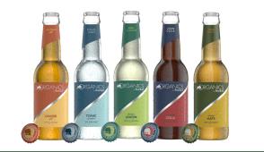 Tonic water Organics by Red Bull