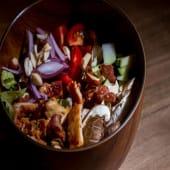 Buda bowl de pollo