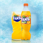 Fanta Naranja Botella (50 cl.)