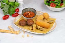 Degustazione di fritti