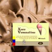 Helado de Xoco Venezolano (500 ml.)