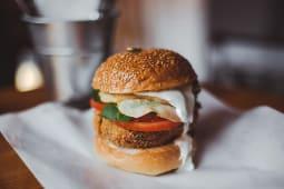 Бургер вегетаріанський 383 г