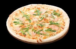 Пицца «SALMONE»
