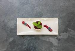 Panacotta de Frutos Vermelhos