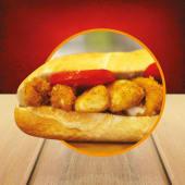 Mix Çıtır & Hellim Sandwich (16 cm.)