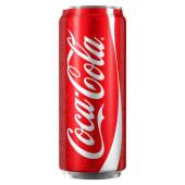 კოკა-კოლა 0,33ლ (ქილის)