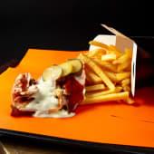 Doner Box Fries (курка + фрі) XL (310г)