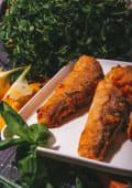 Риба Хек смажений (1шт)