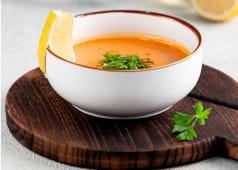 Суп чечевичный (300 гр.)