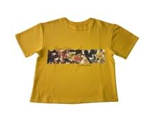 მაისური (ყვითელი)