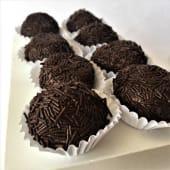 Brigadeiro de chocolate (2 uni)