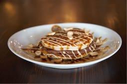-Nutella pancake