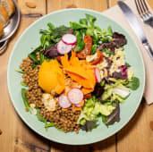 Crea tu propia ensalada (1000 ml.)