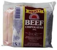 Beef Chipolatas