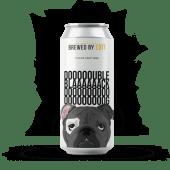 Birra Double Black Dog in lattina 40 cl