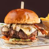Truffle Bacon Burger