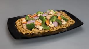 Tallarin Vegetariano