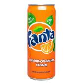 Fanta Апельсин  (0.33л)