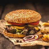 Burger Supreme Americana