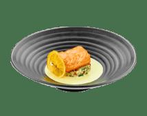 Спайси лосось с жасминовым рисом (255 г)