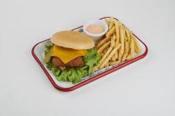 Mezgit Cheeseburger