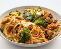 Woked Noodles - Chicken