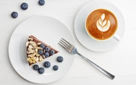 Combo Cappuccino e Torta