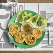 Tortitas Bánh Khot de Verduras