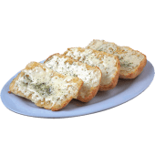 Pan al ajo especial (4 pzas)