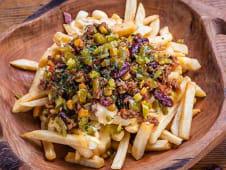 Cartofi Tex-Mex chilli con carne