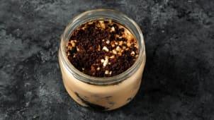 Десерт Снікерс у банці (200г)