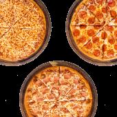 Promo: 3 Pizzas Grandes
