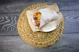 Sandwich gyros de pui