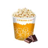 Попкорн шоколад (1000мл)
