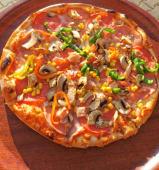 Pizza Al Capone mare
