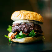 Montesa Burger (sin gluten)