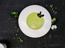 Крем-суп з брокколі і шпинату (300г)